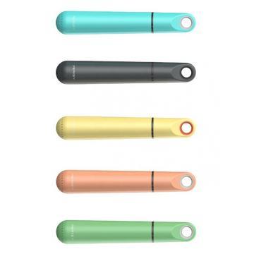 Disposable E- Cigarette Ceramic Glass 510 Hemp Oil Vape Cartridge Cbd Vaporizer