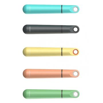Lead Free 1ml Tank Ceramic Coil Vape Pen Cbd Cartridge