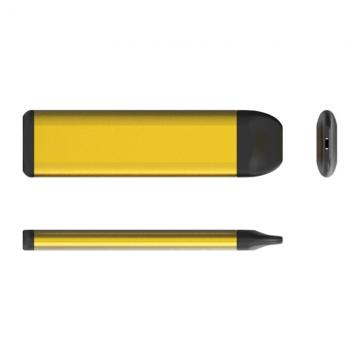 Disposable Cbd Vape Pen Adjustable Voltage with 1.4ohm Ceramic Coil Support OEM