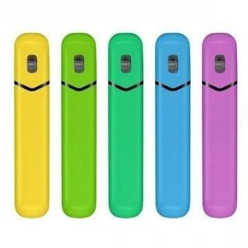 2020 Best Sale Disposable Vape Pen Portable 500puff Bar Plus Posh Pop Vape Pen
