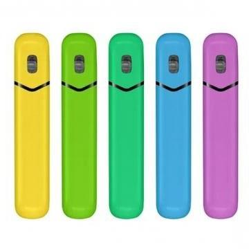 2020 New Arrival Factory Best Price Disposable Pod Iplay Cube 1500 Puffs Vape Pen
