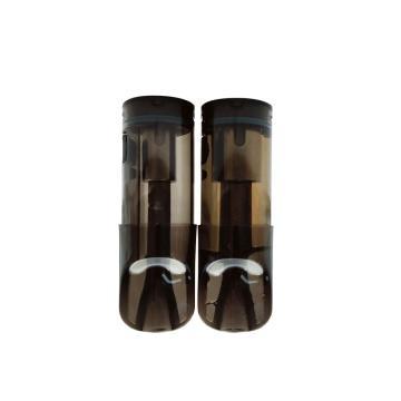 Top Selling CBD Oil Cartridge Bulk Pyrex Glass Tube Leakproof full ceramic Disposable Vape Pen