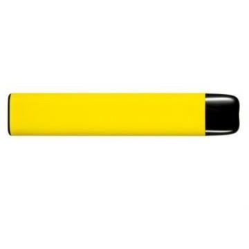 2020 Latest Metal Fruit Disposable Vape Pen 1600 Puff 6 Colors and Flavor Premium Quality